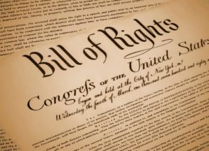 The Fifth Amendment comes from the Bill of Rights